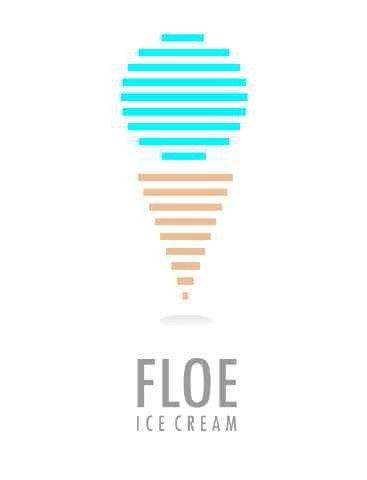 Another icecream logo desain