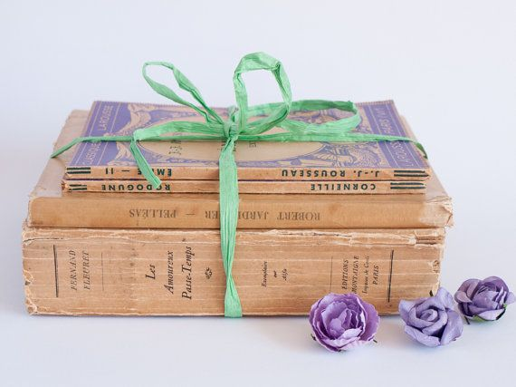 Bundle of vintage rare and collectible French by freshdarling