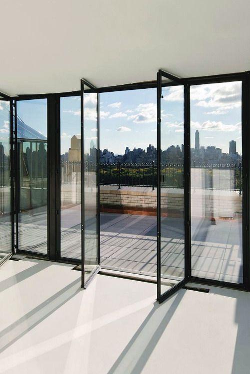 Buy Calvin Klein's Former Glass-Enclosed Manhattan Apartment For $35 Million