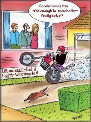 Getting Old- jokes cartoons and funny photos | Aging Humor ... Old Age Funny