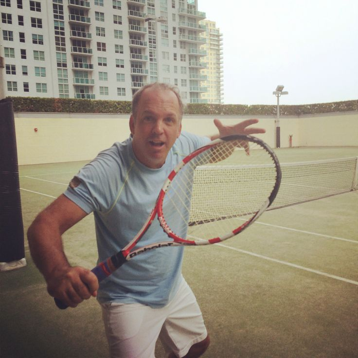 Miami TennisTIP Class #brickell #Lessons #Instruction
