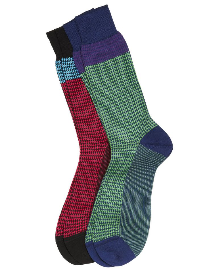 Designer Socks for Men - Best Bright Men's Socks - Town & Country