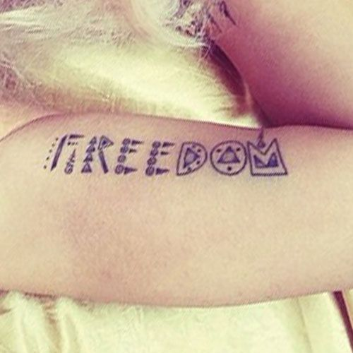 17 best ideas about freedom tattoos on pinterest simple for Tattoos meaning freedom