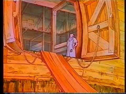 Noas ark - tegnefilm - YouTube