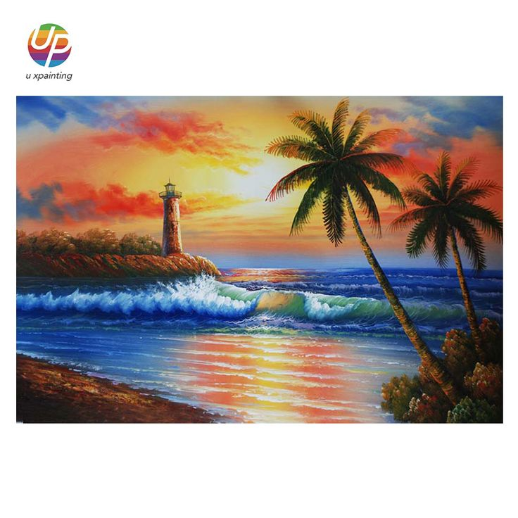 Charming How To Paint A Sunset On A Bedroom Wall 25 Parasta Ideaa Pinterestissä  Canvas Painting Sunset