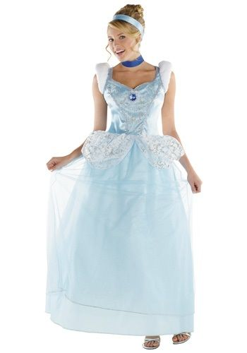 Cinderella Dress Up Costume - A Shop For All Seasons