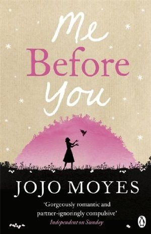 Me Before You by Jo Jo Moyes  The terrible cover hides a well written, funny and thoughtful book about a woman's relationship with a   man determined to end his life by assisted suicide.