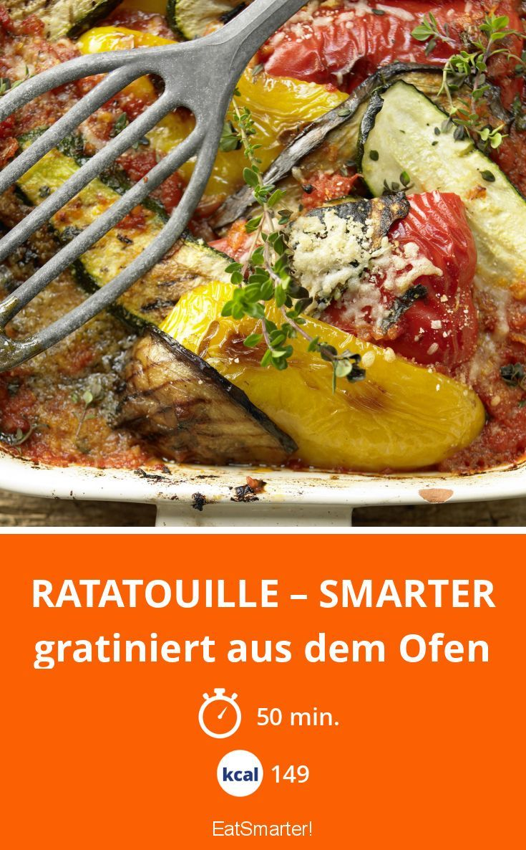 Ratatouille - clean, kalorienarm und super lecker - Kalorien: 149 Kcal - Zeit: 50 Min. | eatsmarter.de