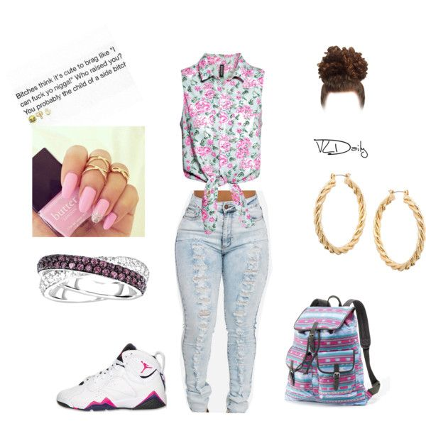Read Discription by sierra-13 on Polyvore featuring polyvore moda style H&M Candie's Oro Leoni ASOS