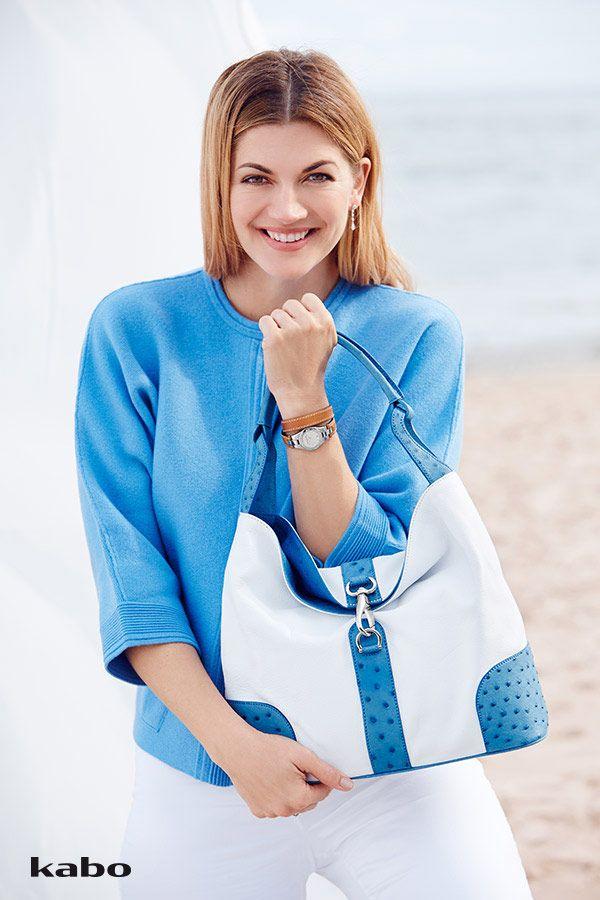 Nina Bott Handtasche und Börse