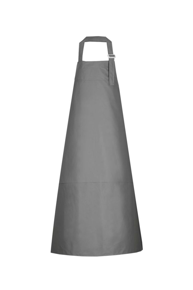 WATERPROOF STORM APRON WITH REINFORCEMENT Model: 108-2 The front apron 108-2 is made of very resistant fabric called Seal Skin. The fabric has high parametres of resistance against salt water, fats, detergents, light acids and alkalis as well as organic fluids. The apron is recommended for fishing industry. The front avtive panel has been reinforced for your better protection and better resistance against mechanical risks. For your comfort there is a neck adjustment.