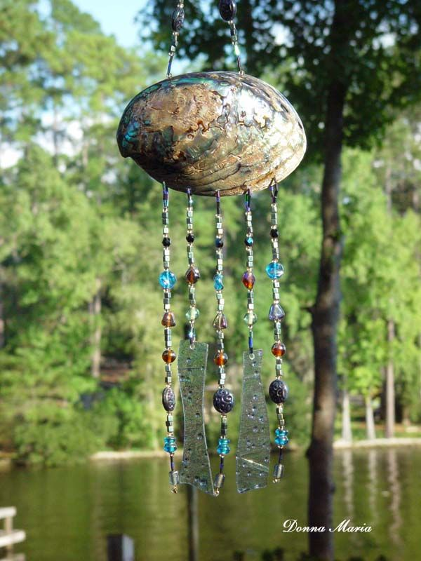 25 unique homemade wind chimes ideas on pinterest wind for Shell wind chimes diy