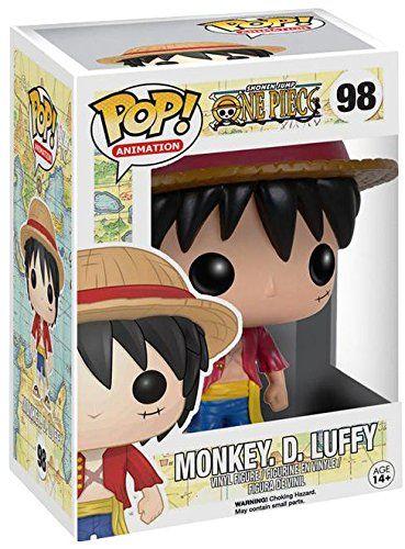 One Piece Monkey D. Luffy Vinyl Figure 98 Figurine de collection: One Piece Figurine de collection Monkey D. Luffy Vinyl Figure 98 pour…