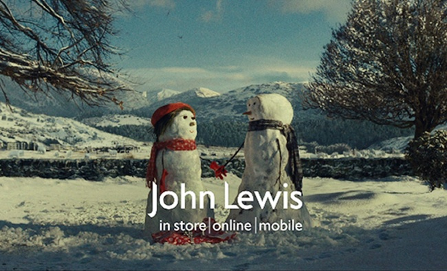 John Lewis Christmas advert song tops UK singles chart