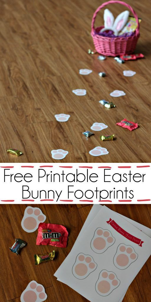 99 Easter Basket Ideas for Kids Plus Free Printable Easter Bunny Footprints #ad #SpringMoments @mmschocolate @samsclub | Easter Basket | Easter Treats | Non Candy Easter Basket | Easter Ideas for Kids | #EasterBasket #EasterTreats #NonCandyEasterBasket #EasterCrafts #EasterDinner #EasterBunny #EasterCandy