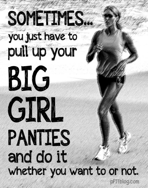 Yeah! Do it! Big girl PANTIES! panties biggirl exercise