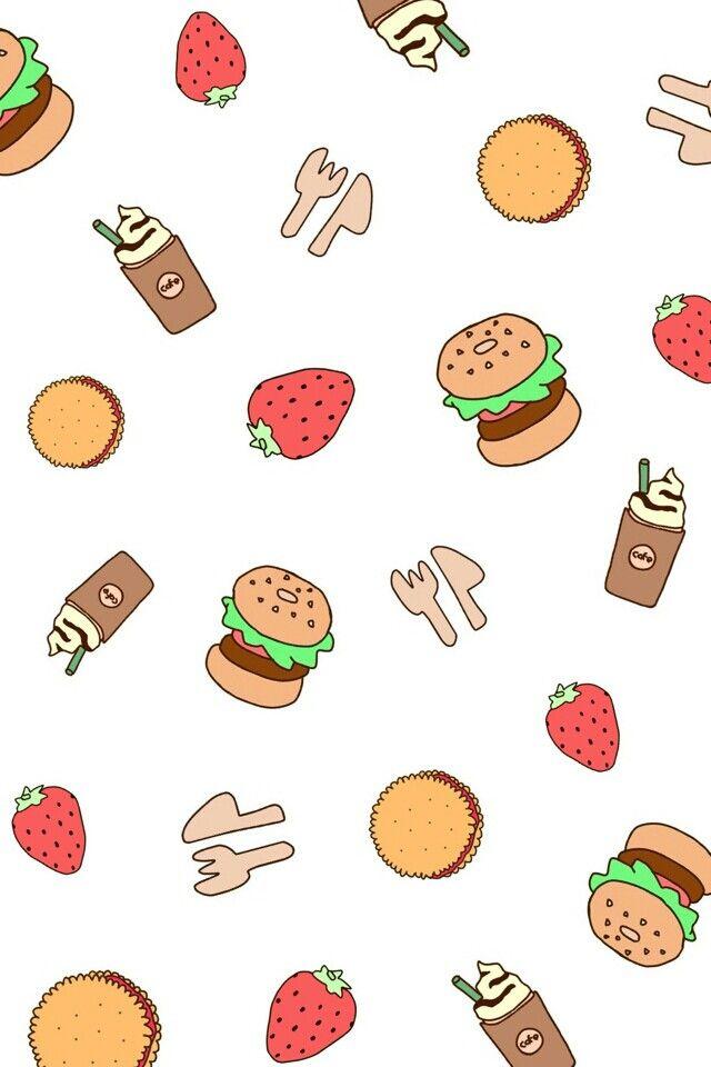 simple but food wallpaper makanan makanan dan