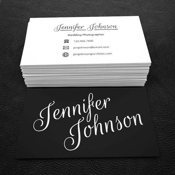 227 best my etsy shop images on pinterest my etsy shop business premade business card design print ready by brandileadesigns reheart Image collections