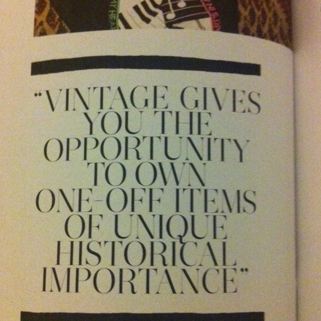 Quotes About Vintage 85
