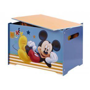 Förvaringsmöbler - Disney - Musse Pigg Förvaringskista