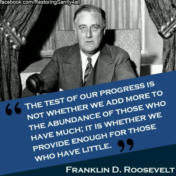 a discussion of the claim that president franklin d roosevelt was a liberal Conservative or liberal  roxanna's answer because i had not yet posted this discussion  according to document h president franklin d roosevelt made a spech .