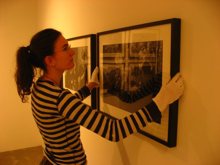 Blog posts and images of students at their work placements throughout the year.