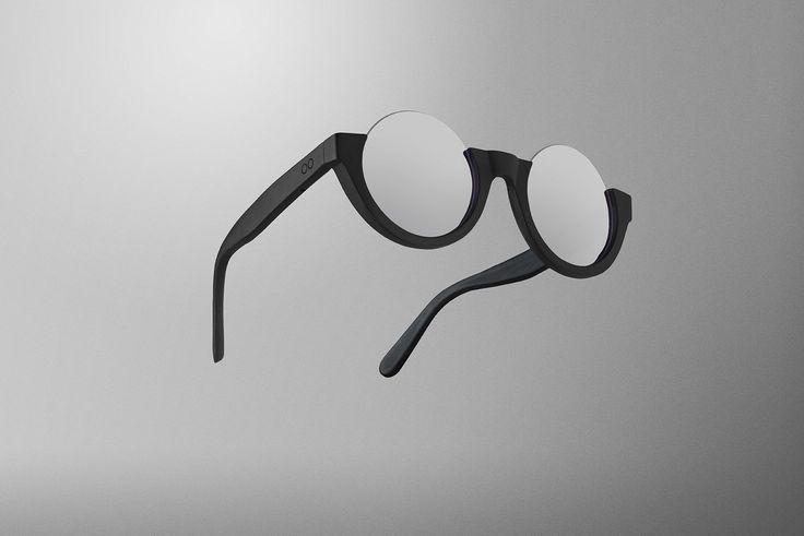 Rockup Black Grey Mirror