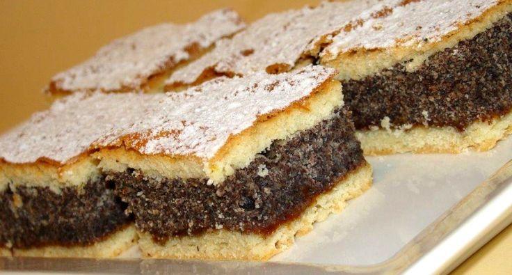 Mákos pite recept | APRÓSÉF.HU - receptek képekkel