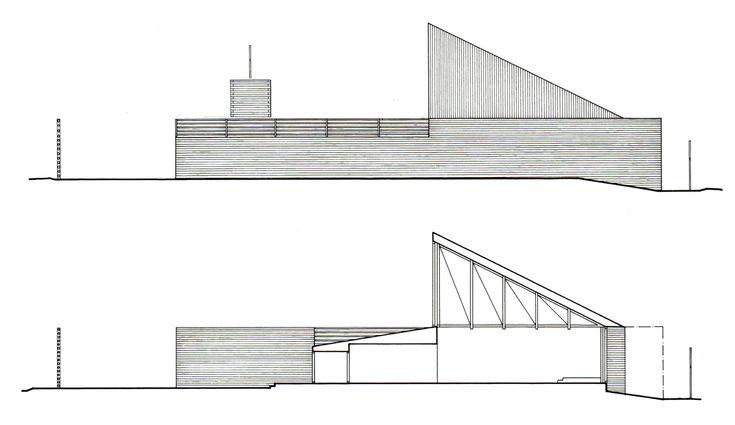 alçats // Siren > Otaniemi Chapel. 1957