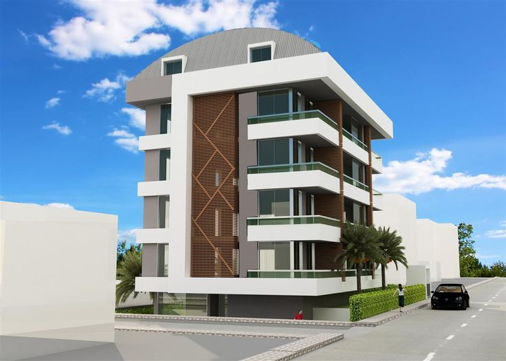 РОСКОШНЫЕ КВАРТИРЫ И ПЕНТХАУСЫ ПО НЕВЫСОКИМ ЦЕНАМ В САМОМ ЦЕНТРЕ АЛАНИИ В ПРОЕКТЕ CROWN CLEOPATRA. Располагаясь прямо в центре Алании, проект Crown Cleopatra 1-2 это дом для тех, кто предпочитает высокий уровень строительства, удобное расположение, тихие соседи и высокий урове