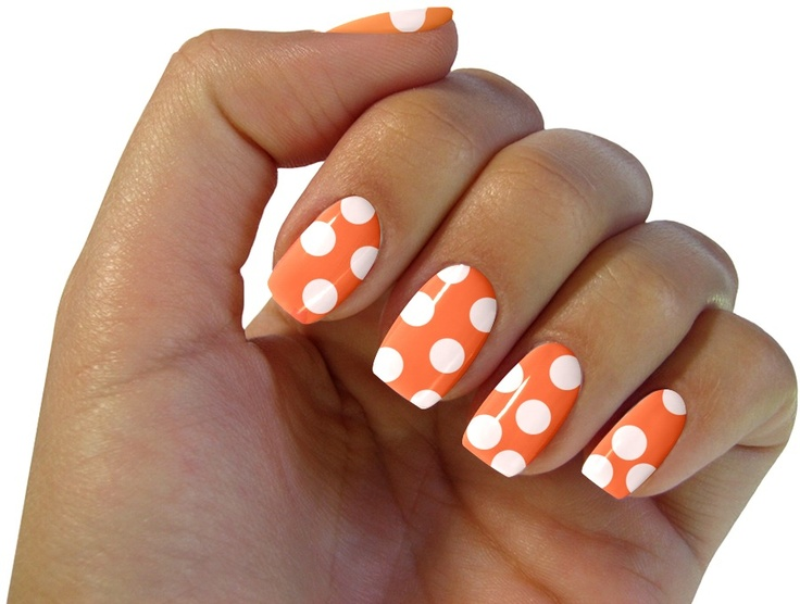 Tennessee nail art