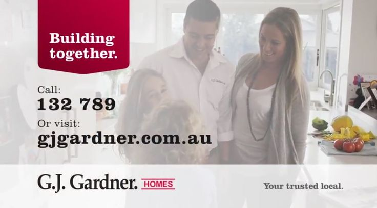 """#CampaignLaunch #BuildingTogether """"We're real locals helping people realise their dreams & building the communities where we live."""" #GJVideo starring none other than our very own local franchisees who are all stars in our eyes. Meet your local G.J. Gardner Homes builder & visit a display home in your area today! #GJTVC ★ PIN ★ LIKE ★ SEND ★"""
