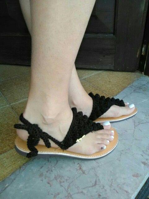 Sandals #vfox