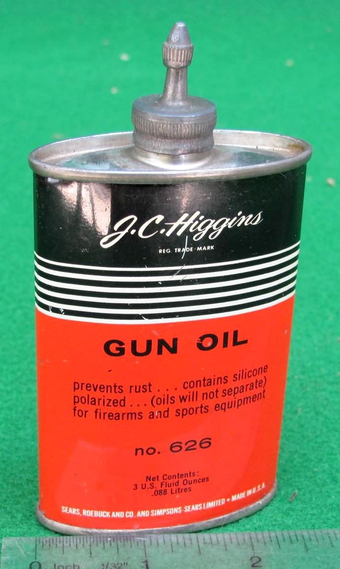 Gun room amp trophy room done hunting - Antique Gun Oil Can Bacon Beertrophy Roomshunting