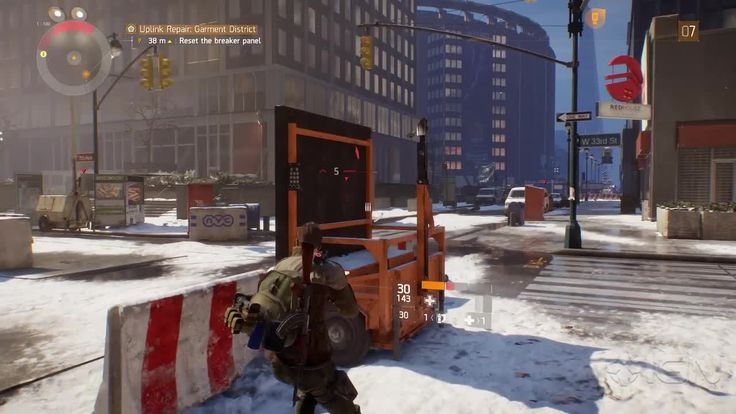 the division 1080p 60 fps look like on youtube