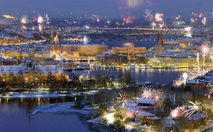 Back to Stockholm..