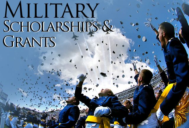 Military Scholarships and Grants for Dependents and Spouses