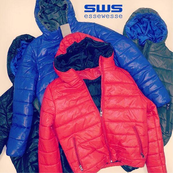 Essewesse: stay cool, stay warm! Affrontiamo al meglio l'inverno: vestiamoci ma con stile!  Essewesse italian brand, italian style! www.essewesse.it  #essewesse #sws #italianbrand #italianstyle #fashion #cool #warm #jacket #essewesse #sws #cool #warm #jacket