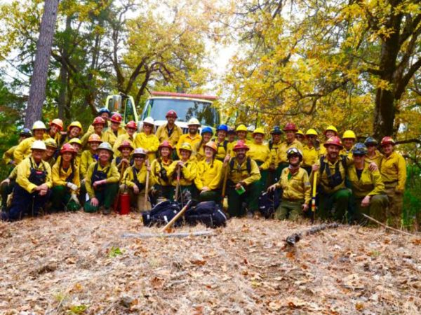 'Efforts to increase the number of women in the wildland fire service over the years have largely failed. Reasons range from cultural and to resentment of policies intended to increase the number of women in fire.   This past October, things have begun to change, marked by the first Women's Prescribed Fire Training Exchange (WTREX) in northern California. A group of roughly 90 percent female firefighters gathered to use controlled fire to restore lands.'    Fire Woman: Fighting Fire with…