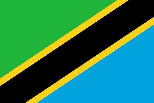 drapeau (Tanzanie)