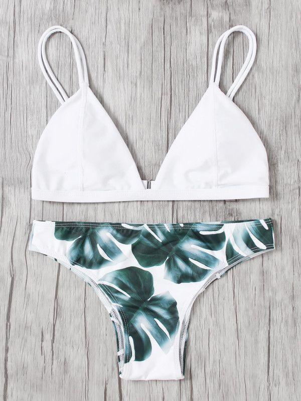 b796ac248d Set di bikini -Italian SheIn(Sheinside) | Style - the woman in 2019 ...
