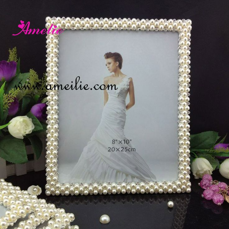 4*6cm 5pcs/lot wholesale free shipping funny photo frames valentines day gifts photoes picture frame pearl photo picture frame