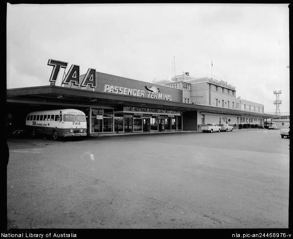 TAA Passenger Terminal