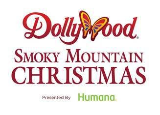 Rudolph the Red-Nosed Reindeer at Dollywood's Smoky Mountain Christmas