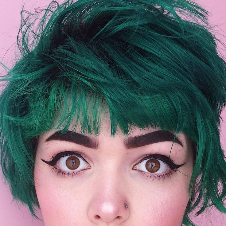 closest place for a haircut 25 best ideas about green hair on green 3185