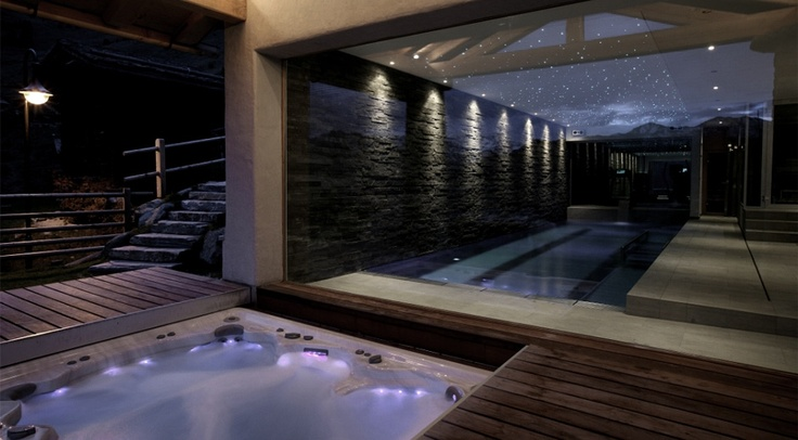 "5 Star Chalet Rental Verbier ""Chalet Spa"""