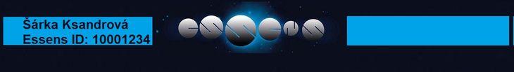 Essens distributor, Essens ID: 10001234 http://essens-club.cz