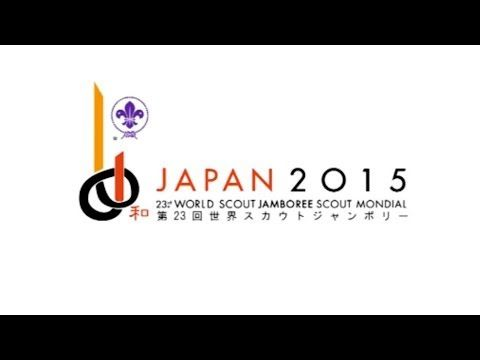▶ 23 Jamboree Scout Mundial-23rd World Scout Jamboree (Official Song) Japón 2015 - YouTube
