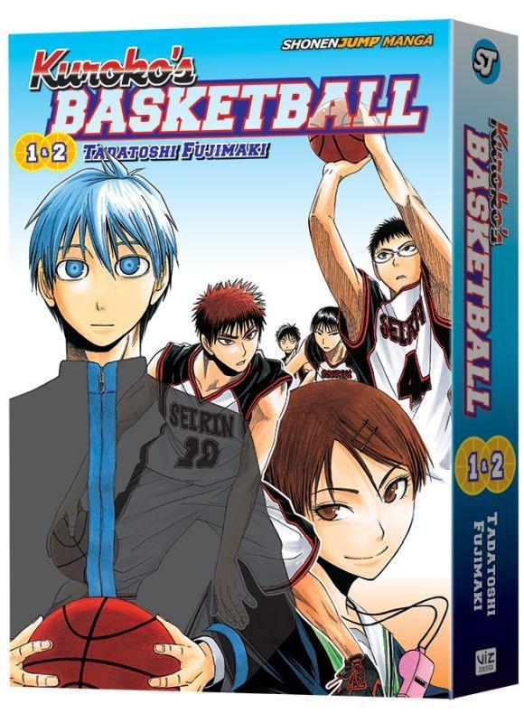 "Viz Media Launches ""Kuroko's Basketball"" Manga On 8/2/2016 by Mike Ferreira  Check more at http://www.animeherald.com/pressrelease/viz-media-launches-kurokos-basketball-manga-822016/"