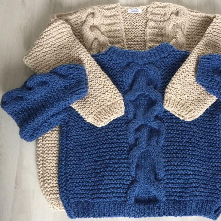 Handknited Sweater